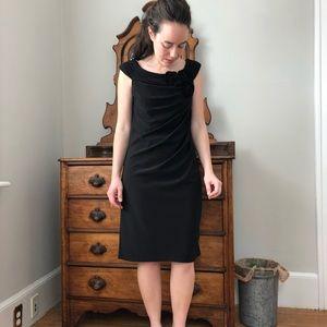 Jessica Howard Black Dress, Size 6
